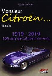 Monsieur Citroën - Tome 10