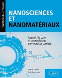 Nanosciences et nanomatériaux