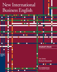 New International Business English - Student's Book