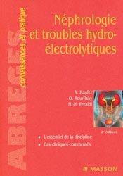 Néphrologie et troubles hydro-électrolytiques