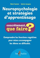 Neuropsychologie et strategies d'apprentissage