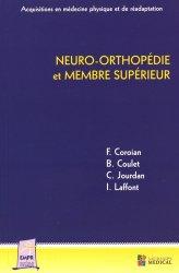 Neuro-orthopédie et membre supérieur