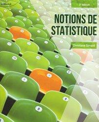 Notions de statistique