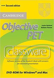 Objective PET - Classware DVD-ROM with answers