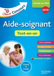 Objectif Concours - Fiches Aide-Soignant 2018