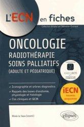 Oncologie - Radiotherapie - Soins palliatifs