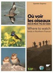 Où voir les oiseaux dans le Nord-Pas-de-Calais ?