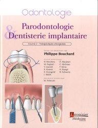 Parodontologie et dentisterie implantaire