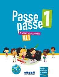 PASSE PASSE 1 A1.1 CAHIER ACTIVITE + CD