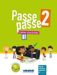 Passe - Passe niv. 2 - Cahier + CD