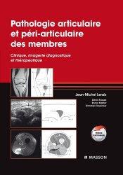 Pathologies articulaire et péri-articulaire des membres
