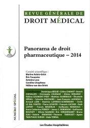 Panorama de droit pharmaceutique - 2014