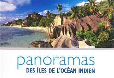 Panoramas des îles de l'Océan Indien