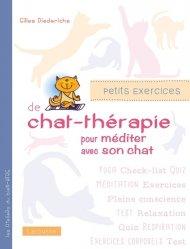 Petits exercices de chat-thérapie pour bien vivre avec son chat