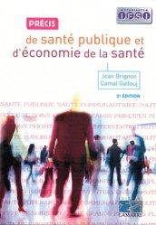 Petit précis de santé publique et d'économie de la santé