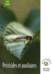 Pesticides et auxiliaires