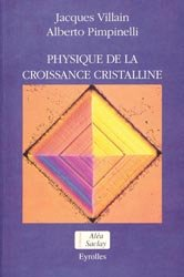 Physique de la croissance cristalline