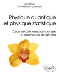 Physique quantique et physique statistique