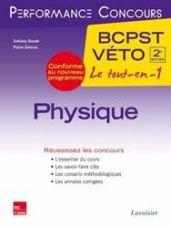 Physique 2ème année BCPST - Véto