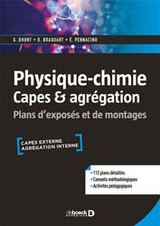 physique-chimie capes #038; agregation