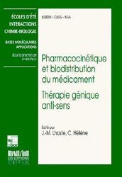 Pharmacocinétique et biodistribution de médicament