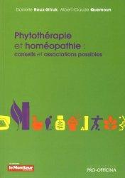 Phytothérapie et homéopathie : conseils et associations possibles
