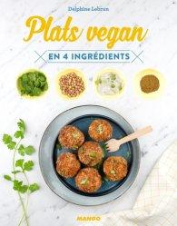 Plats vegan en 4 ingrédients