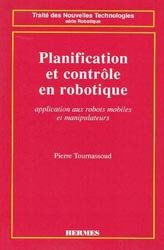 Planification et contrôle en robotique