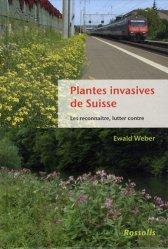 Plantes invasives de Suisse