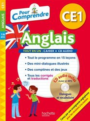 POUR COMPRENDRE ANGLAIS CE1