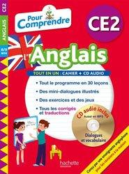 POUR COMPRENDRE ANGLAIS CE2
