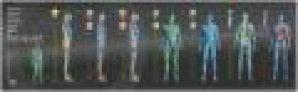 Chaines Musculaires  Poster Panoramique Méthode Busquet