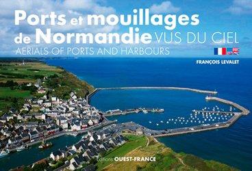 Ports et mouillages de Normandie vus du ciel