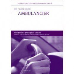 Profession Ambulancier
