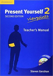 Present Yourself Level 2, Viewpoints - Teacher's Manual with DVD