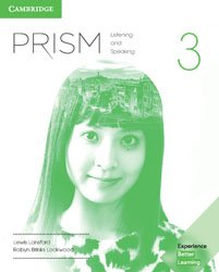 Prism Level 3 - Student's Book with Online Workbook Listening and Speaking