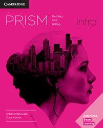 Prism Intro - Student's Book with Online Workbook Reading and Writing