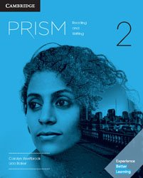 Prism Level 2 - Student's Book with Online Workbook Reading and Writing