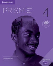 Prism Level 4 - Student's Book with Online Workbook Reading and Writing