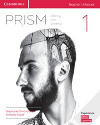 Prism Level 1 - Teacher's Manual Listening and Speaking