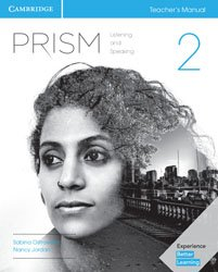 Prism Level 2 - Teacher's Manual Listening and Speaking