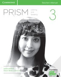 Prism Level 3 - Teacher's Manual Listening and Speaking