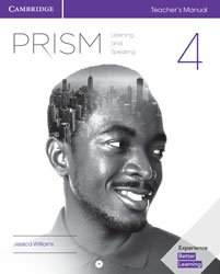 Prism Level 4 - Teacher's Manual Listening and Speaking
