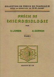 Précis de microbiologie