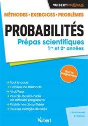Probabilités - Classes préparatoires scientifiques.