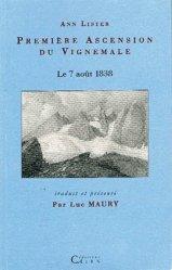 Première ascension du Vignemale - Le 7 août 1838