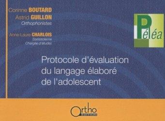 Protocole d'évalution du langage élaboré de l'adolescent