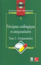 Principaux antifongiques et antiparasitaires