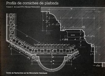 Profils de corniches de plafonds - Vol 2