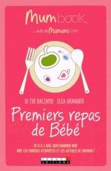 Premiers repas de bébé